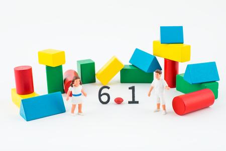 Children's day concept image. Banque d'images - 122767511