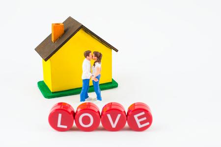 Valentine's Day concept image. Foto de archivo