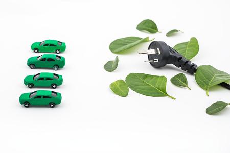 Environmentally friendly new energy vehicle