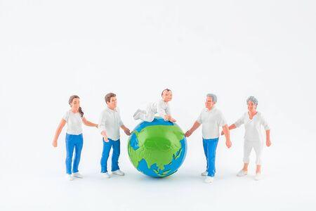 Earth environmental protection