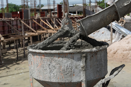 home builder: Cement for home builder