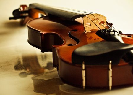 Violin Stock Photo - 8102978