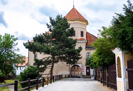 Telc city, 체코