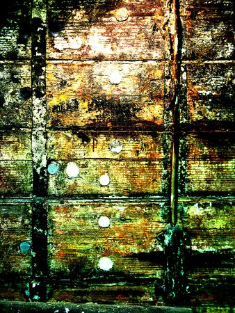 A background texture based on old  wood