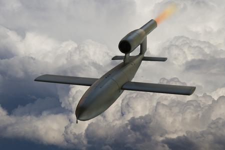 world of technology: V1 flying bomb of World War 2