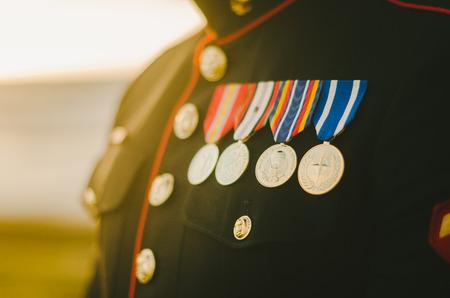 uniformes: Medallas Marinos