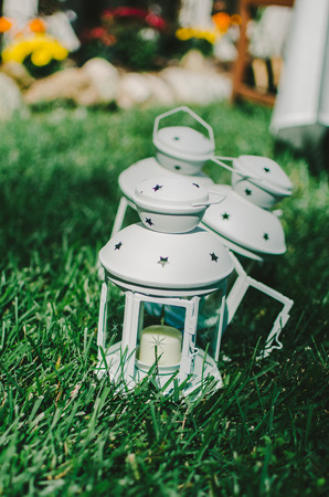 Garden Star Lanterns