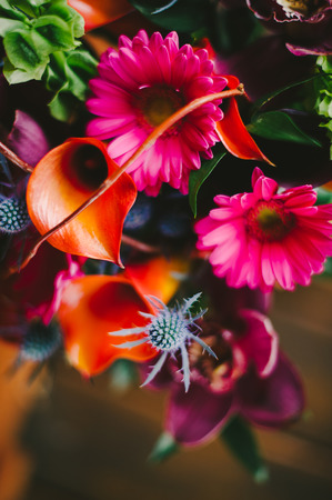Vibrant Colorful Bouquet