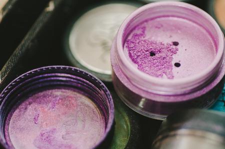 shadow: Purple Powder Eye Shadow