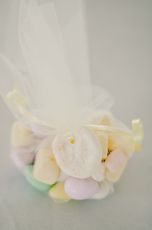 Jordan Almonds Beach Wedding Favor