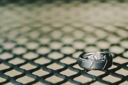 Urban Wedding Rings