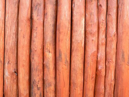 Wooden logs for backgrounds and textures use