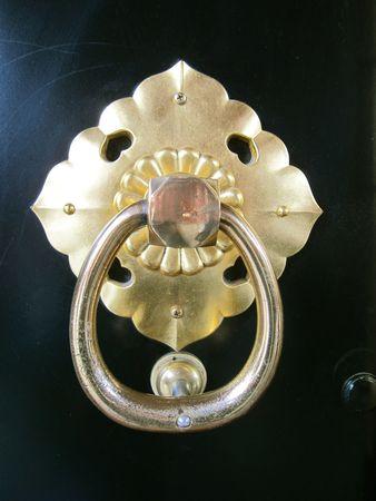 Japanese door knob