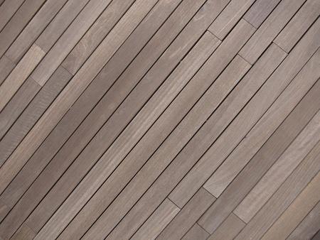 wooden plank floor taken outdoors