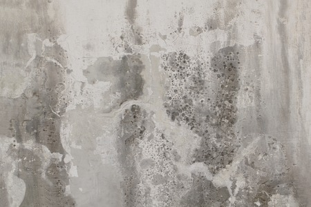 Grey old building concrete wall texture background