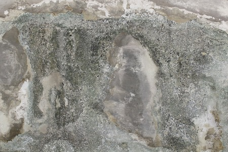 Grey old building cement wall texture background Stock Photo