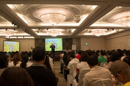 Publish A Book and Grow Rich Seminar was held in York Hotel Singapore on 6, 7, 8th of June 2014; Speaker  Gerry Robert  photo taken in 7th June 2014