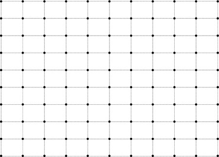 bg: dot black chess background pattern