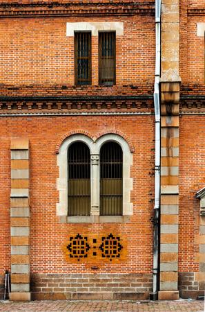 church window: Antique Leaded Church Window