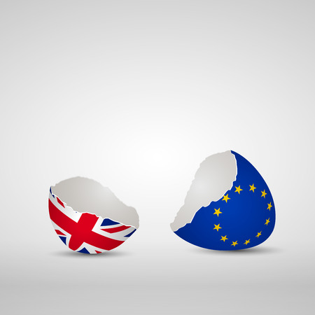 england politics: United Kingdom Brexit Cracked eggs