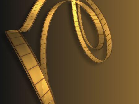Cinema Video Film Stock Photo