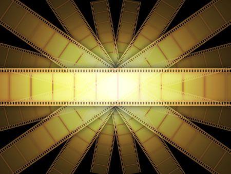 videofilm: Kino Video Film  Lizenzfreie Bilder