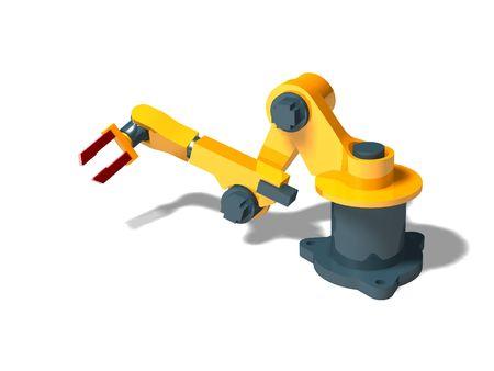 manipulator: Robot (pose 2)