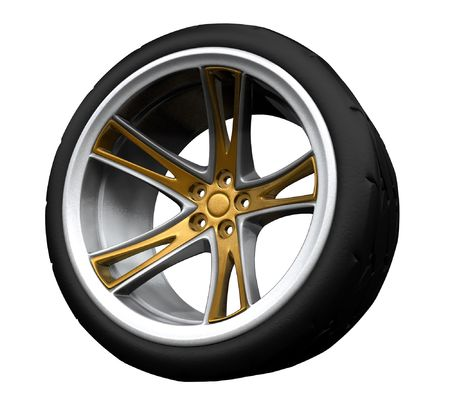 Wheel Kts Stock Photo - 459187