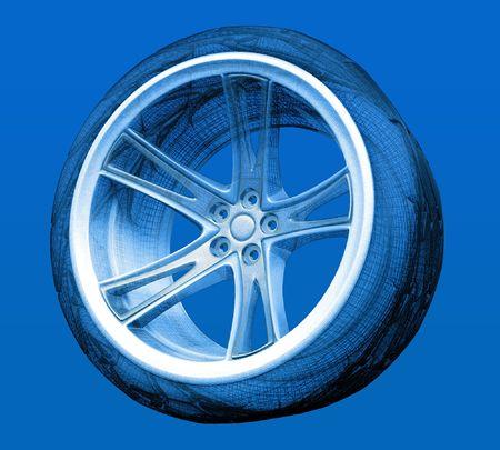 Wheel Kts Stock Photo - 459188