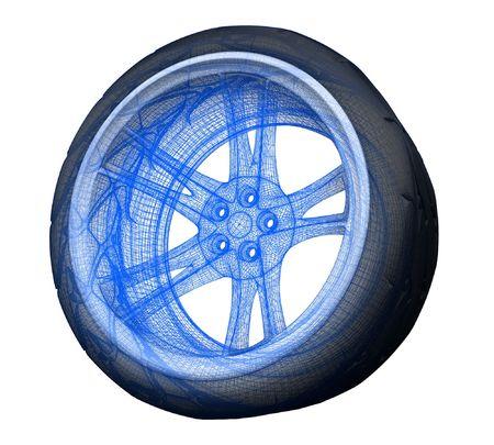 Wheel Kts Stock fotó