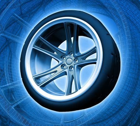 Wheel Kts Stock Photo - 459170