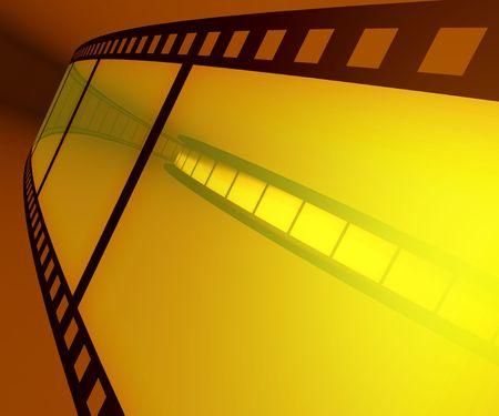 r�le: Roulement De Film Banque d'images