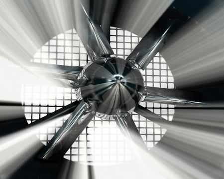 Wind tunnel for car test