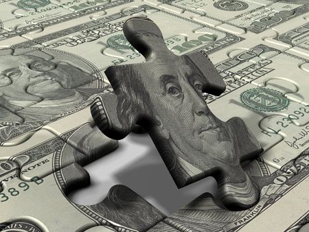 Wealth idea in a metaphor in the last piece of the puzzle to reach the wealth. That is the main piece of the puzzle to do the wealth.