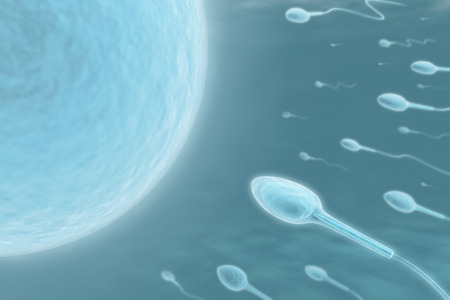 reproductive technology: Sperm (Only one will get in)
