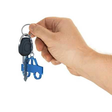 The key may represent a birthday present, gift of Christmas, or even a recent purchase of a car. The key symbolizes the car that is waiting for you. photo