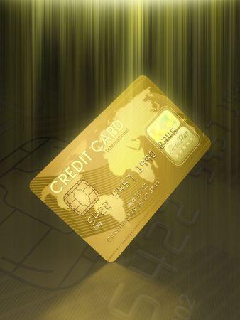 brightness: The brightness illuminates the card