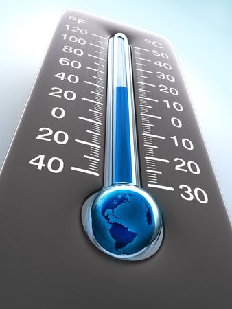 hotness: Temperature of the Planet Earth. Concept of greenhouse effect.