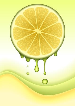 lemony: Orange Lemon Concept. You can remove or add details.