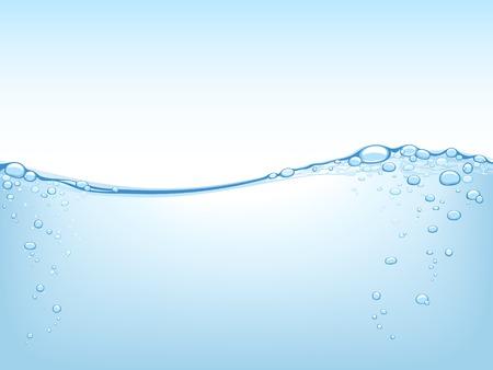you can: Concepto de l�quido (vector). Puede quitar o agregar detalles (burbujas).
