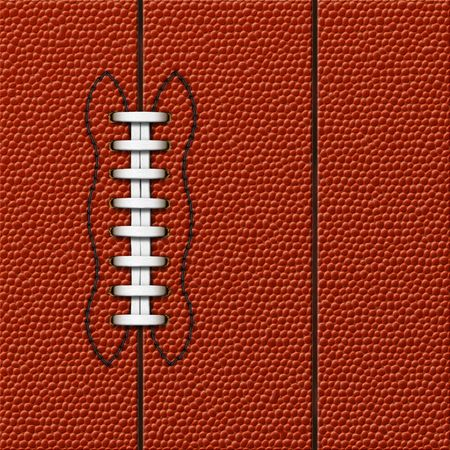 American Football Background | Highly Detailed Texture Stock Photo - 6388429