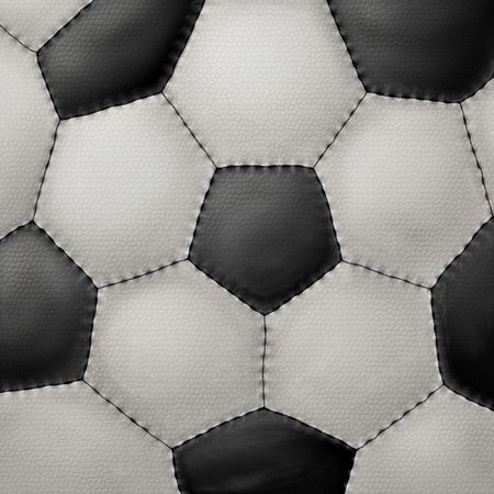 Soccer Background | Highly Detailed Texture Stock Photo - 6388430