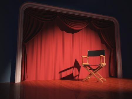 cadeira: Diretor