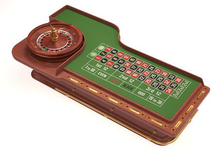 ruleta: El juego de la ruleta en blanco