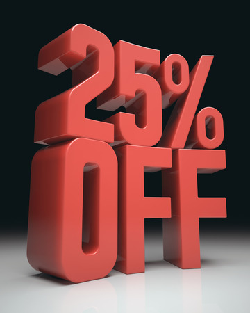 purchases: 3D image concept of promotion, rebate on your purchases. Clipping path included.