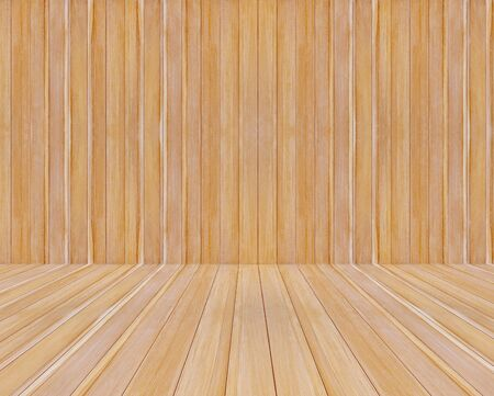 Sand stone wood grain wall texture background. Wall and floor interior room design.