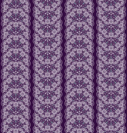 Vector abstract nature seamless pattern Vecteurs