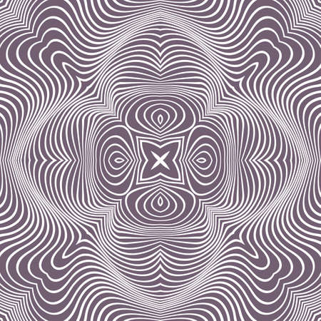 Vector abstract lines pattern. Waves background