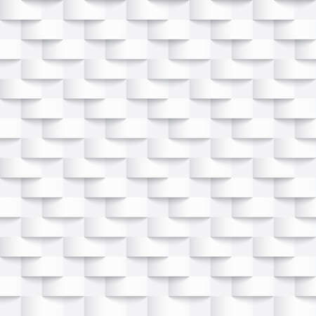 Vector paper cut abstract geometric background.