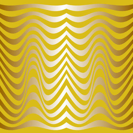 Vector abstract waves lines background